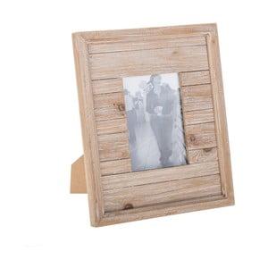 Drewniana ramka na zdjęcie Dino Bianchi, wysokość 33,5cm