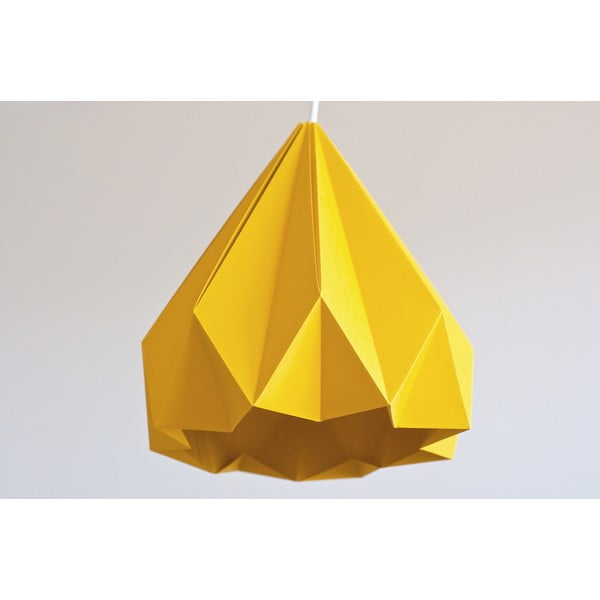 Lampa wisząca Origamica Spring Light For Two Sunny Orange