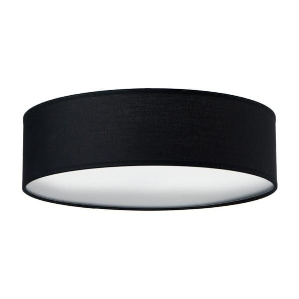 Czarna   lampa sufitowa Bulb Attack Tres ⌀ 45 cm
