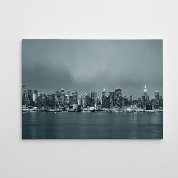 "Obraz na płótnie ""Manhattan II"", 50x70 cm"