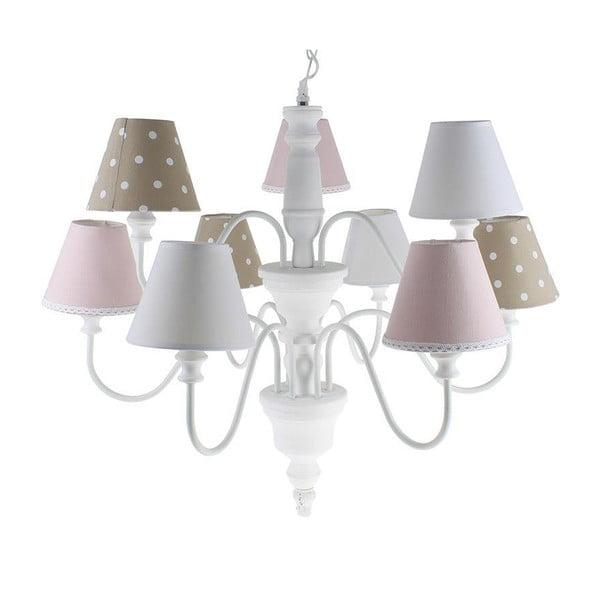 Żyrandol Lights in White