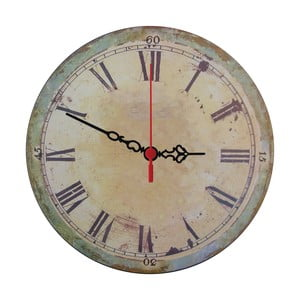 Zegar ścienny Vintage Fame, 30 cm