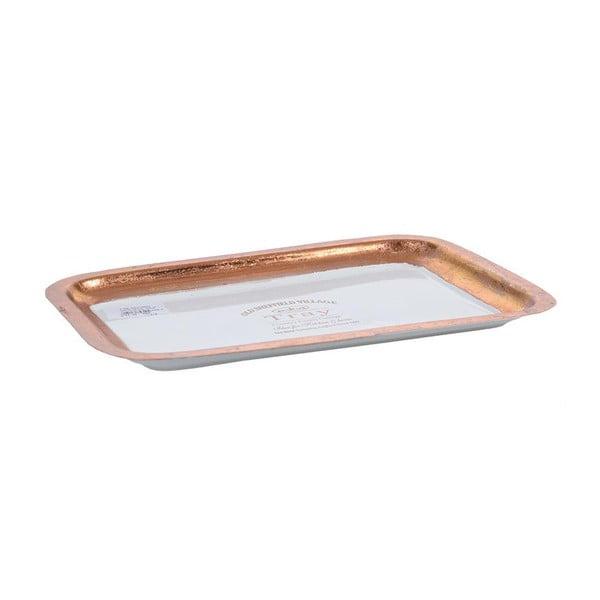 Metalowa taca Copper