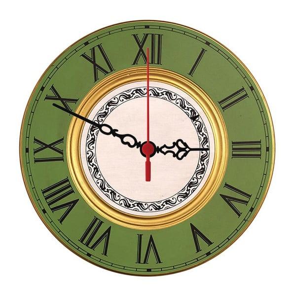 Zegar ścienny Green Line, 30 cm