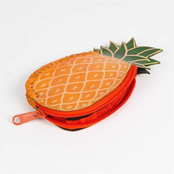 Portmonetka na drobne Sass & Belle Tropical Pineapple