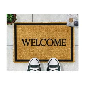 Wycieraczka Artsy Doormats Welcome, 40x60 cm
