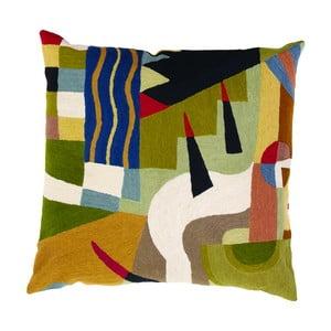 Poszewka na poduszkę Deep Abstraction, 45x45 cm