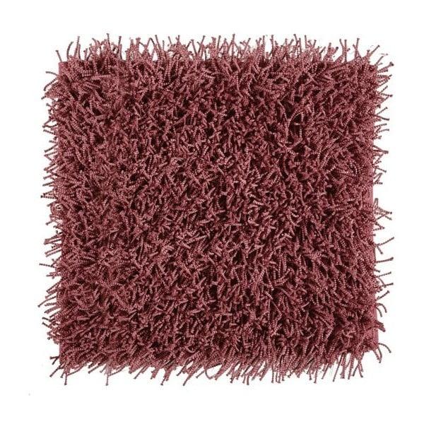Ciemnoróżowy dywanik łazienkowy Aquanova Taro, 60x60cm
