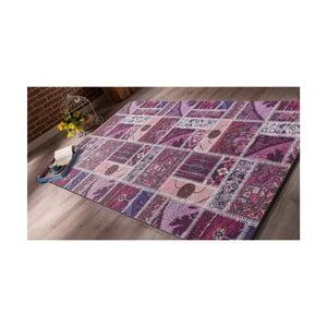 Dywan Purple Barcelona, 80x150 cm