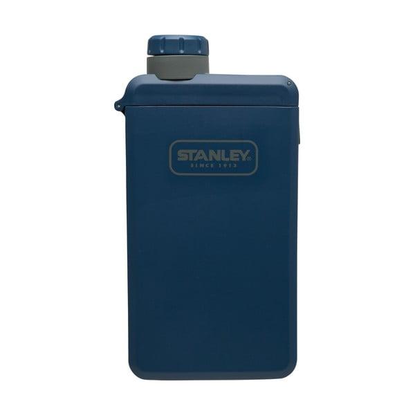 Piersiówka Stanley eCycle 210 ml, niebieska