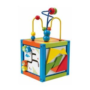 Wielofunkcyjna kostka do zabawy Roba Activity Cube