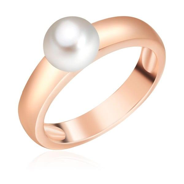 Pierścionek   z perłą Nova Pearls Tantalos, rozm. 52