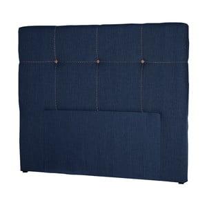 Granatowy zagłówek łóżka Stella Cadente Cosmos, 180x118 cm