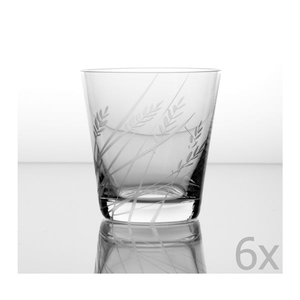 Zestaw 6 szklanek Aaron 330 ml