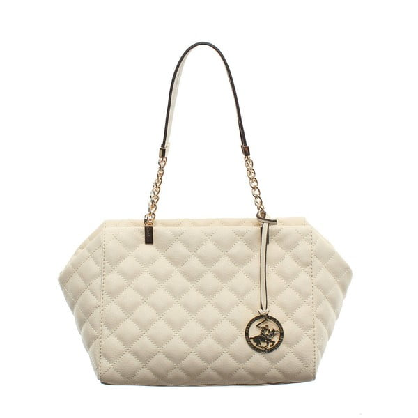 Torebka Beverly Hills Polo Club 449 - Cream