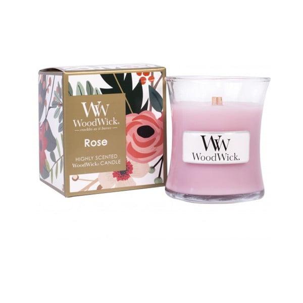 Świeczka zapachowa WoodWick Rose Primrose