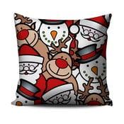 Poszewka na poduszkę Christmas V57, 45x45 cm