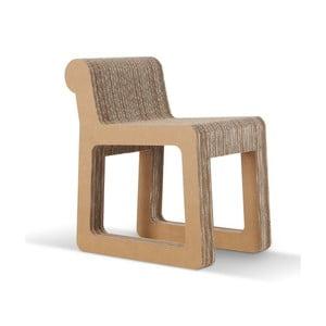 Kartonowe krzesło Knob