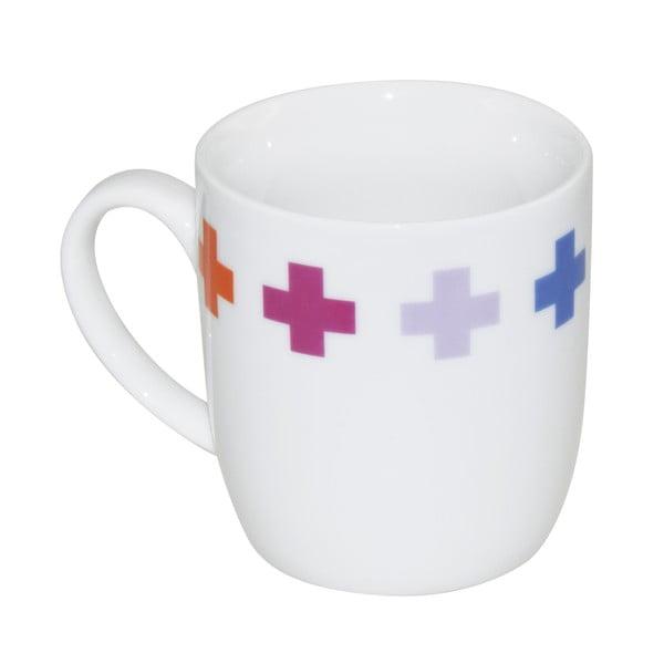 Kubek   Technicolor Cross, 330 ml