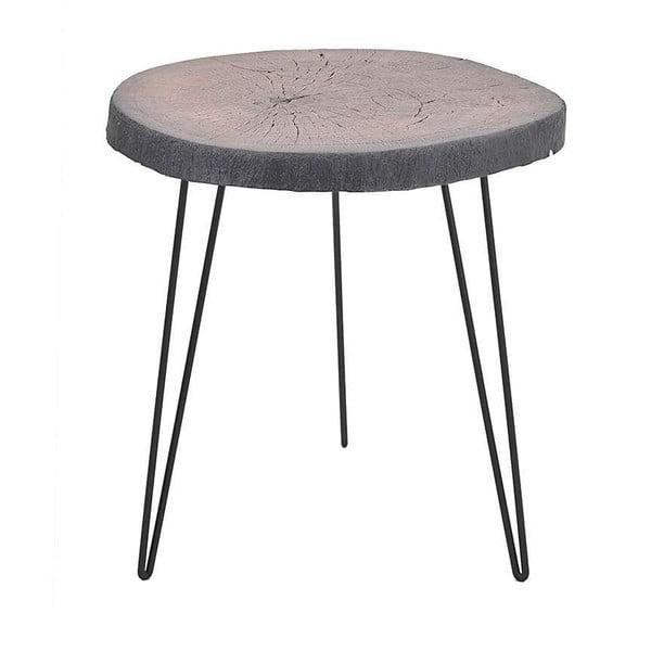 Mały stolik In Brown, 57 cm