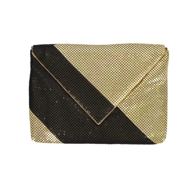 Kopertówka Chainmail Black Gold