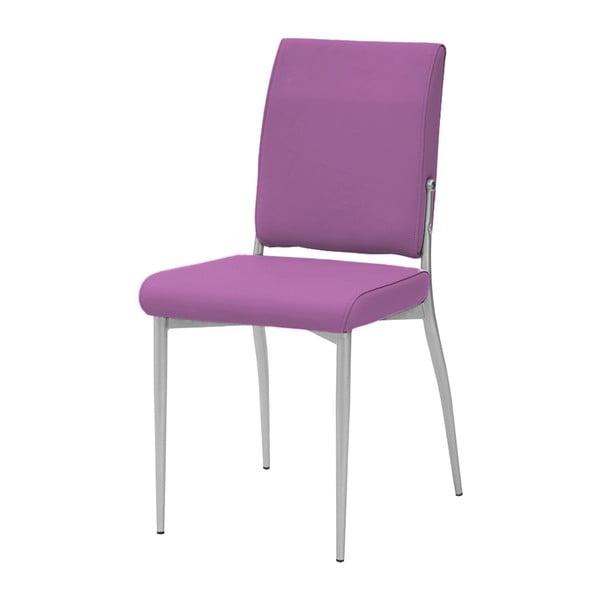 Krzesło Trilly, fioletowe
