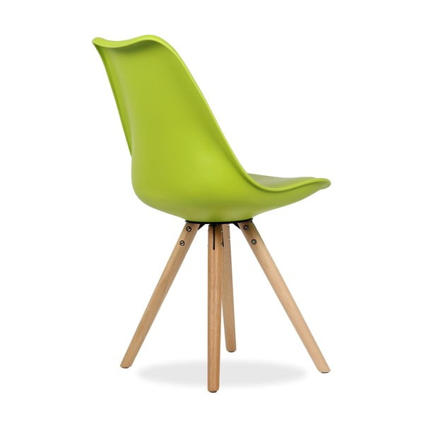 Krzesło Tulip Star Green