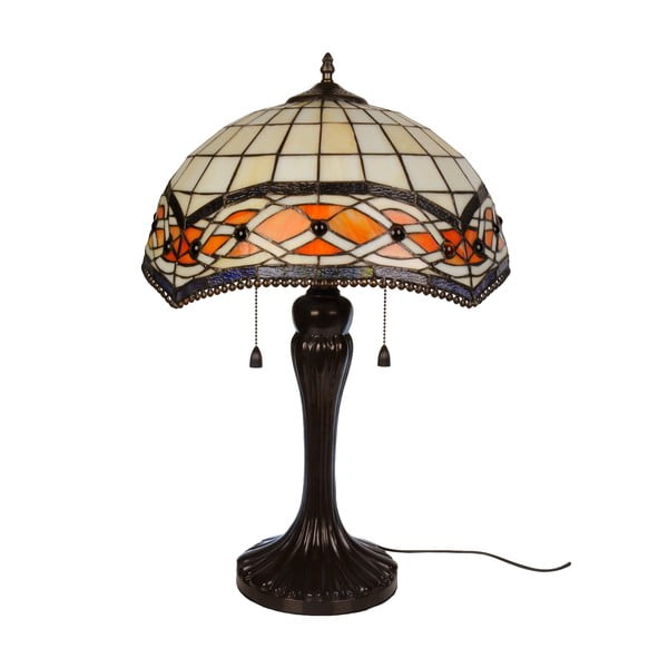 Lampa stołowa Stained Bettina