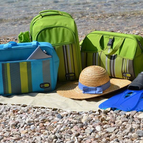 Torba termiczna Caprice Beach, zielona
