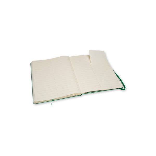 Notes Moleskine dla Green, bardzo duży