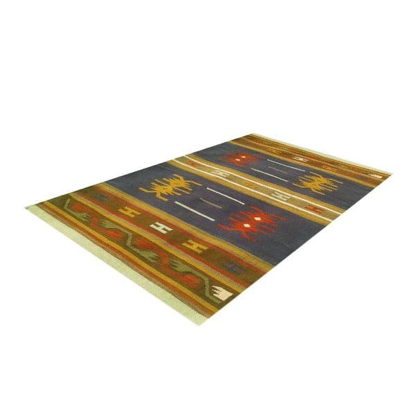 Dywan tkany ręcznie Kilim Pratim, 120x180cm