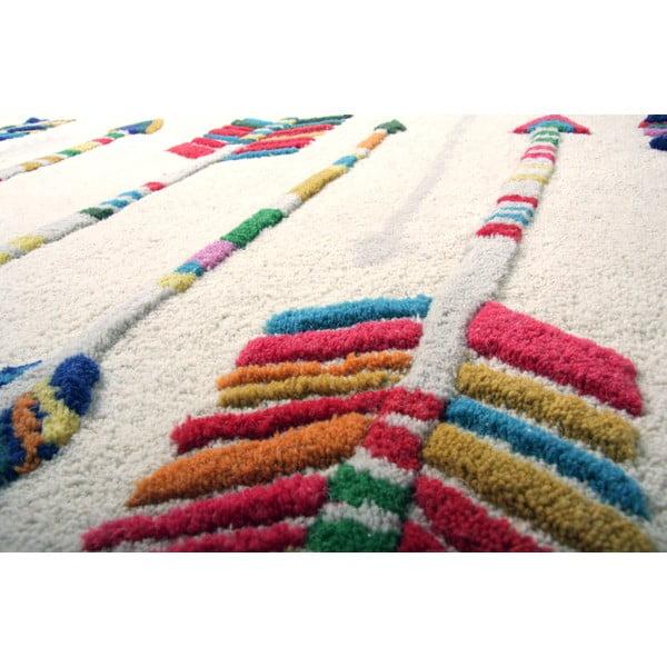 Dywan dziecięcy Nattiot Arrow, 100x130 cm