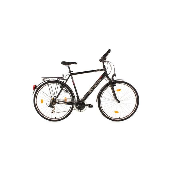 """Rower Trekking Bike Black, 28"""", wysokość ramy 58 cm"""