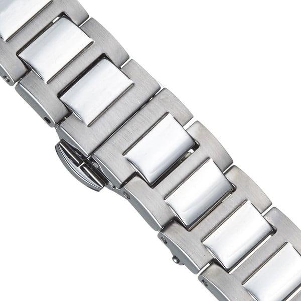 Zegarek damski Cross New Roman Silver, 28 mm