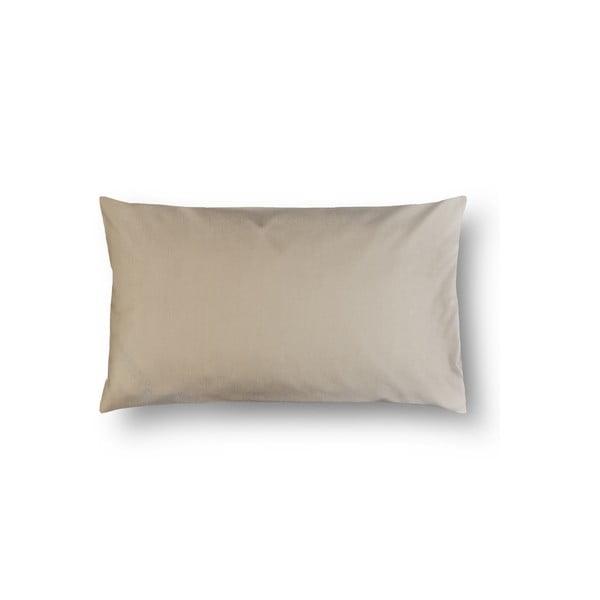 Poszewka na poduszkę Whyte 50x70 cm, beżowa