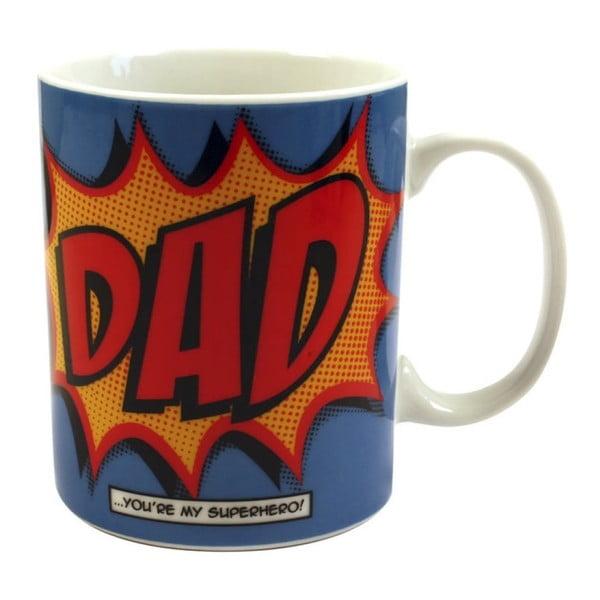 Kubek Comic Book Dad, 325 ml