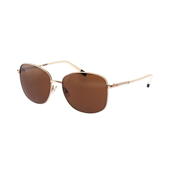 Damskie okulary przeciwsłoneczne GANT Beige