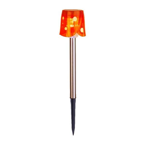 Zestaw 3 lamp do zatknięcia w ogrodzie Candles