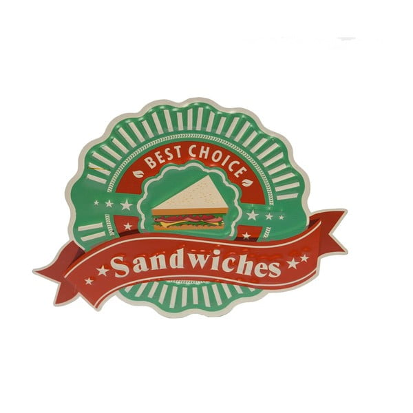 Tabliczka ścienna Novita Sandwiches
