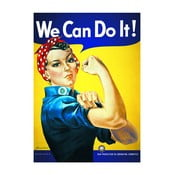 Plakat We Can Do It, 61x91 cm