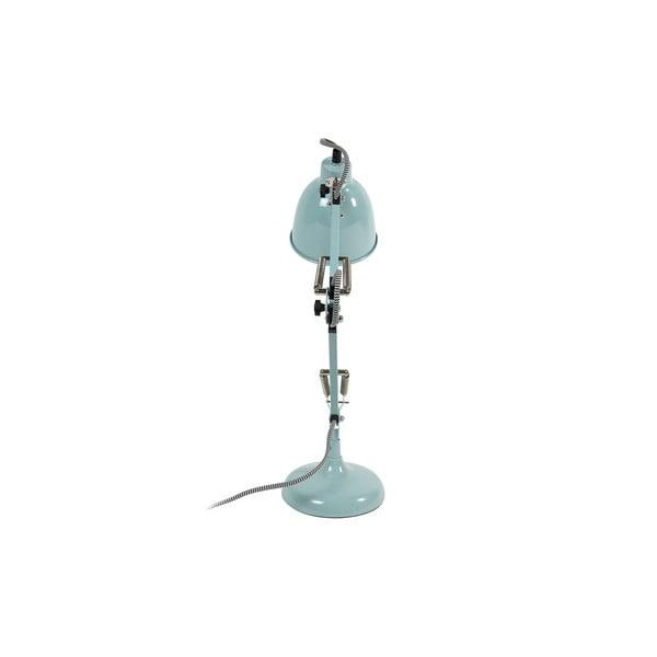Lampa stołowa Archi Mini, pastelowo niebieska