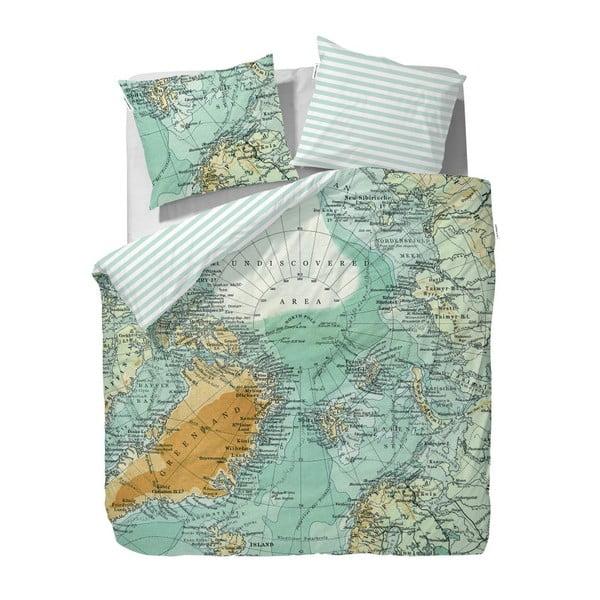 Pościel bawełniana COVERS & CO North Pole, 140 x 220 cm