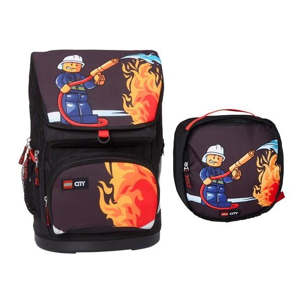 Plecak szkolny LEGO® City Fire Large