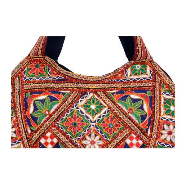 Ręcznie szyta torebka Bolso India