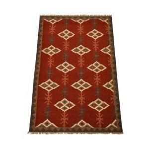 Ręcznie tkany dywan Kilim 118, 160x240 cm