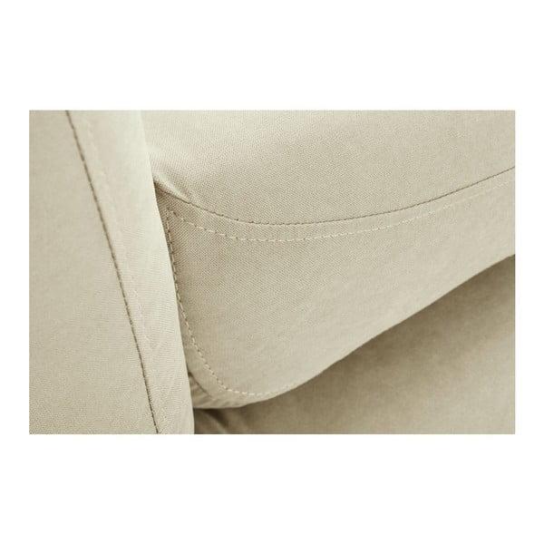 Kremowa sofa 2-osobowa Scandi by Stella Cadente Maison