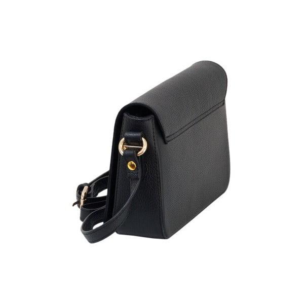 Czarna torebka skórzana Andrea Cardone Nicol