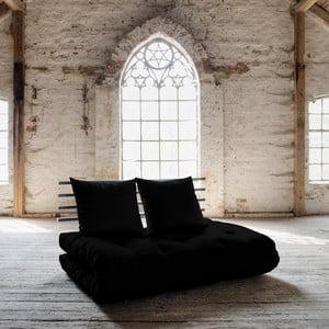 Sofa rozkładana Karup Shin Sano Black
