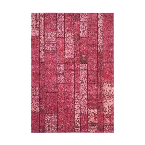 Dywan Effi 121x170 cm, czerwony