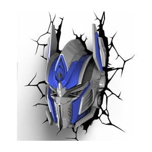 Kinkiet z naklejką Transformers Optimus Prime
